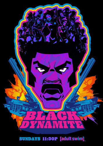 Black Dynamite!!!! =O