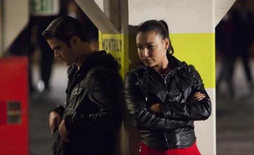 Blaine & Santana