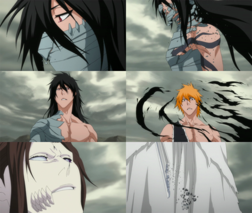Bleach screencap (ep.309)
