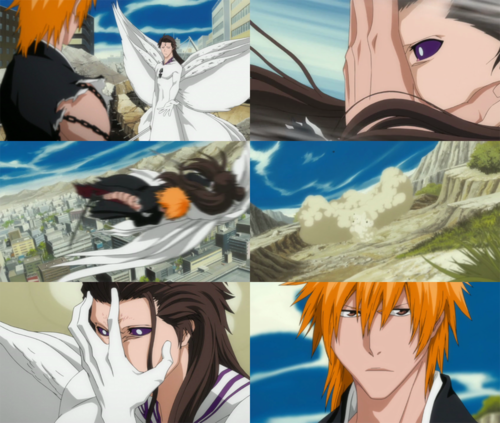 Bleach screencaps (ep.308)