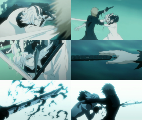 Bleach screencaps (ep.309)