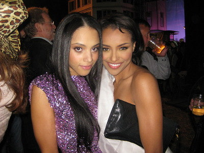Bonnie and Emily