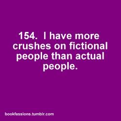Bookfessions 141-160