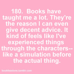 Bookfessions 161-180