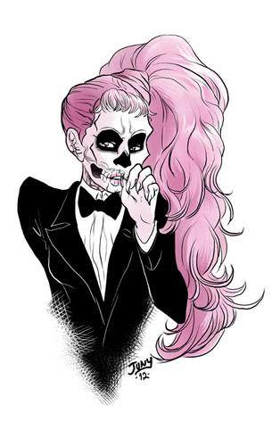 Donatella Lady Gaga Download Skull