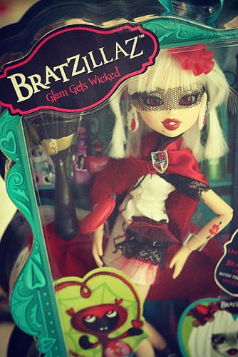 Bratzillaz bambole