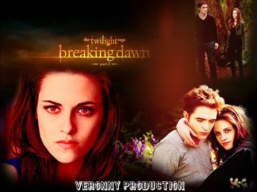 Breaking Dawn part 2 [wallpapers made Von me]