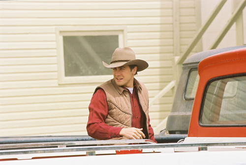 Brokeback Mountain Production Stills