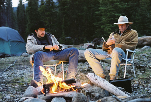 Brokeback Mountain Production Stills - movies Photo