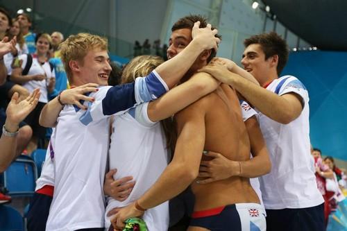 Bronze Olympic Medal Celebrations 2012 (11/08/12)
