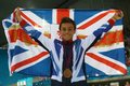 Bronze Olympic Medal Celebrations 2012 (11/08/12) - tom-daley photo
