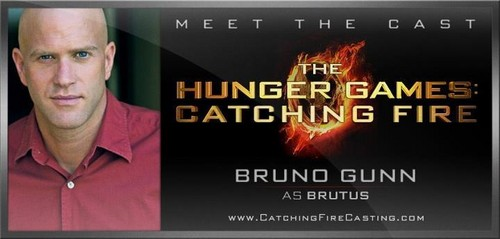 Bruno Gunn cast as Brutus
