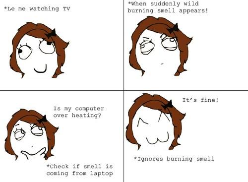 Burning Smell