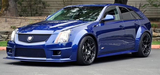 CADILLAC CTS-V WAGON BY CANEPA - CADILLAC Photo (31740697) - Fanpop