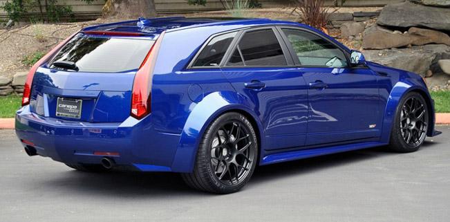 Cadillac Images Cadillac Cts V Wagon By Canepa Wallpaper And