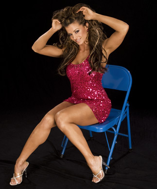 Candice Michelle 壁纸 titled Candice Michelle Photoshoot Flashback