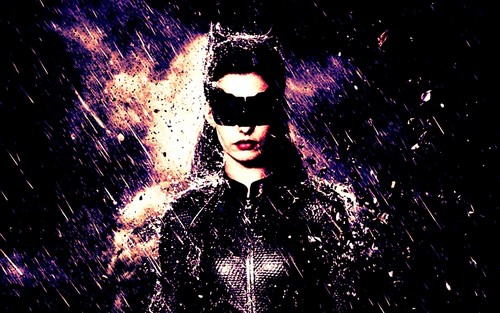 Catwoman - the-dark-knight-rises Wallpaper