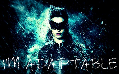 The Dark Knight Rises wallpaper titled Catwoman