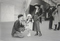 Charlie Chaplin &amp; Mary Pickford - silent-movies photo
