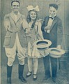 Charlie, Douglas &amp; Mary - silent-movies photo