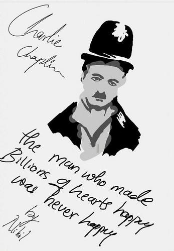 Charlie Chaplin wallpaper titled Charlie