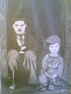 Charlie Chaplin wallpaper entitled ¢нαяℓιє
