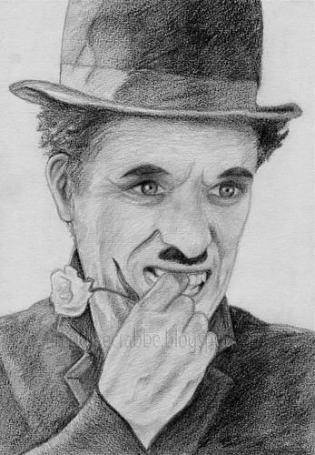 Charlie Chaplin wallpaper with a fedora called Charlie