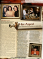 Charmed Edition - Magazine Scans - The Hollywood Reporter