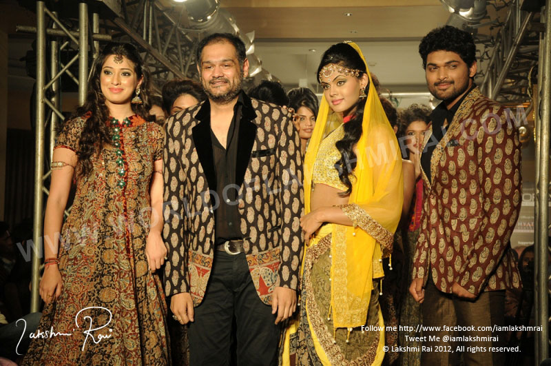 Chennai International Fashion Week Lakshmi Rai