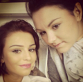 Cher and her sister - cher-lloyd photo