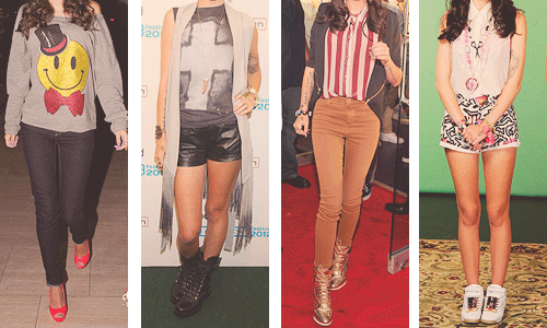 Cher's outfits