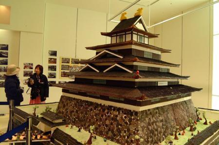 Chocolate kasteel
