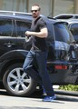 Chris leaving a dermatology clinic in Studio City (July 23rd, 2012) - chris-evans photo