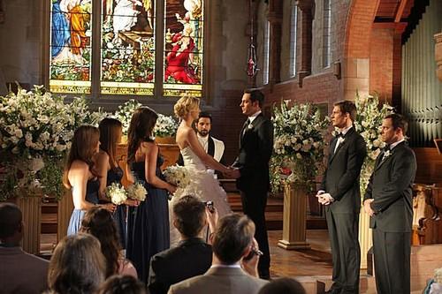 Chuck and Sarah wedding