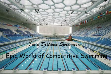 Competitive Swimming...THE LIFE!!!