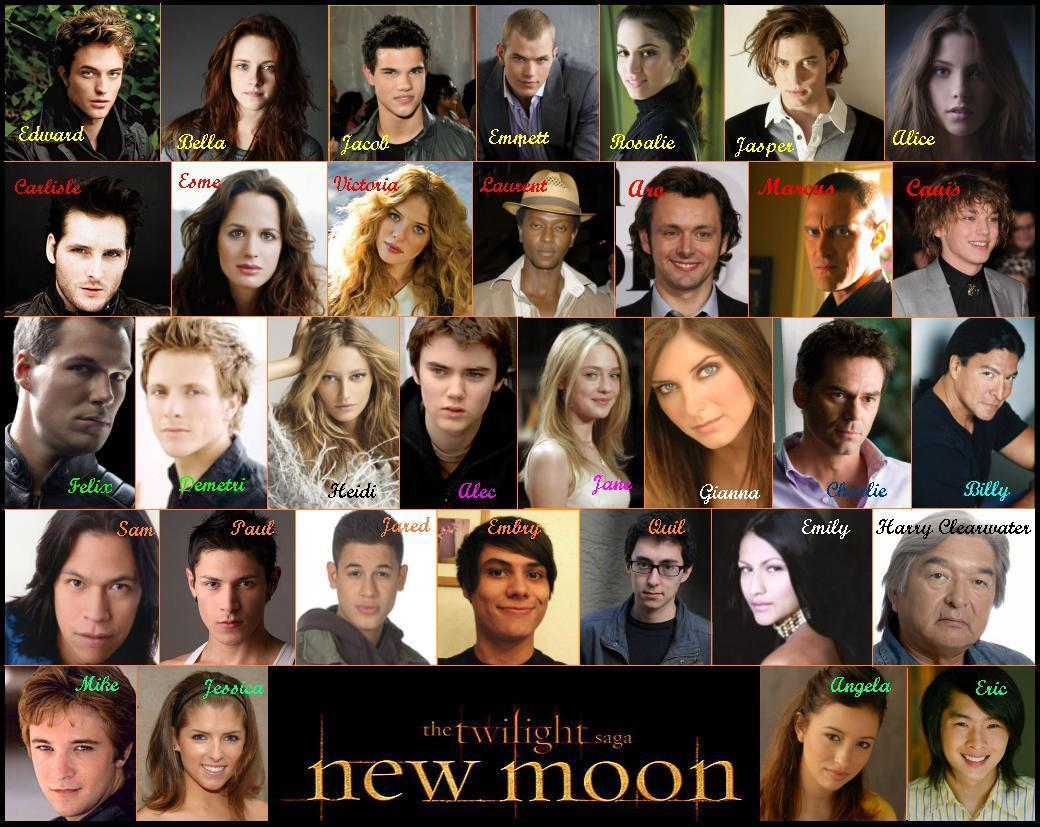 complete cast of new moon twilighters fan art 31738617