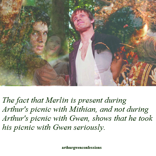 Confession: Picnic - arthur-and-gwen Photo