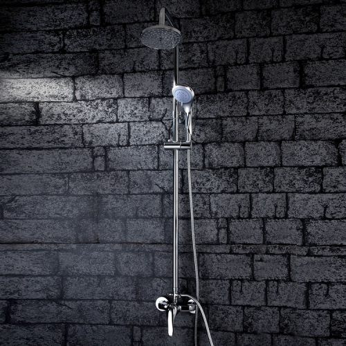 Contemporary Shower Heads Faucet With 6 Inch Head And Throughout Design Inspiration