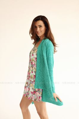 Cote de Pablo - Venice Magazine - April 2011