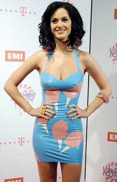 Katy perry candy dress