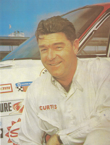 Curtis Turner (April 12, 1924 – October 4, 1970)