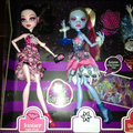 DOT Dead Goregeus 3-pack - monster-high photo