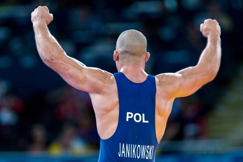 Damian Janikowski won the bronze medal! - poland Photo