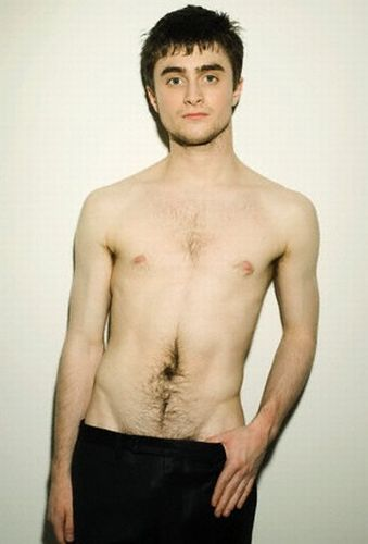 Daniel Radcliff fond d'écran with a gros morceau, hunk and a six pack titled Daniel Radcliffe