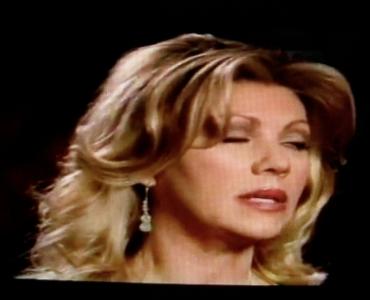 The Debra Glenn Osmond peminat Page kertas dinding containing a portrait called Debbie Osmond