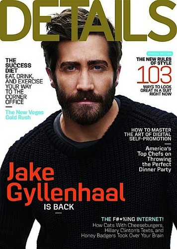 Details Magazine September 2012
