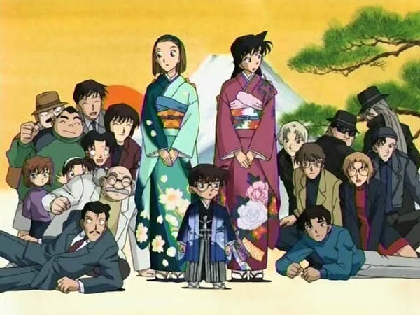 Detective Conan - detective-conan-images Photo