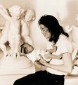 Devoted Father - michael-jackson photo