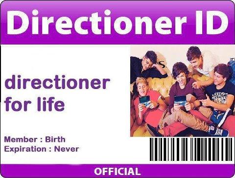 Directioner ID