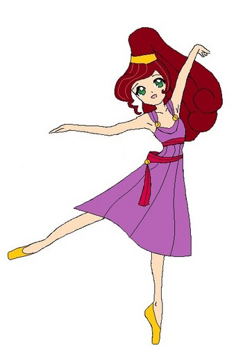 Disney Ballet -- Megara
